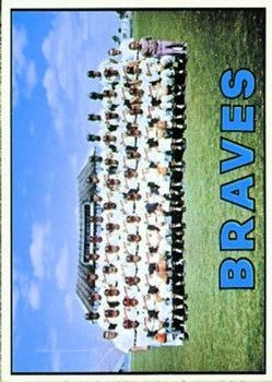 1967 Topps #477 Atlanta Braves TC
