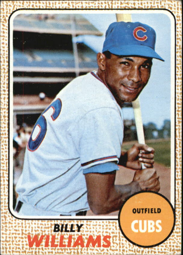 1968 Topps #37 Billy Williams