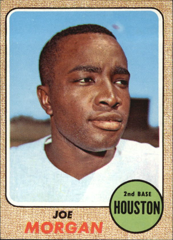 1968 Topps #144 Joe Morgan