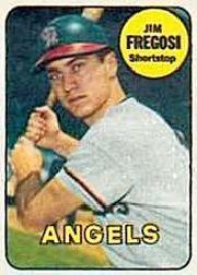 1969 Topps Decals #11 Jim Fregosi
