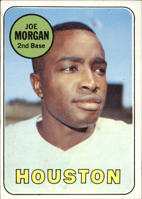 1969 Topps #35 Joe Morgan