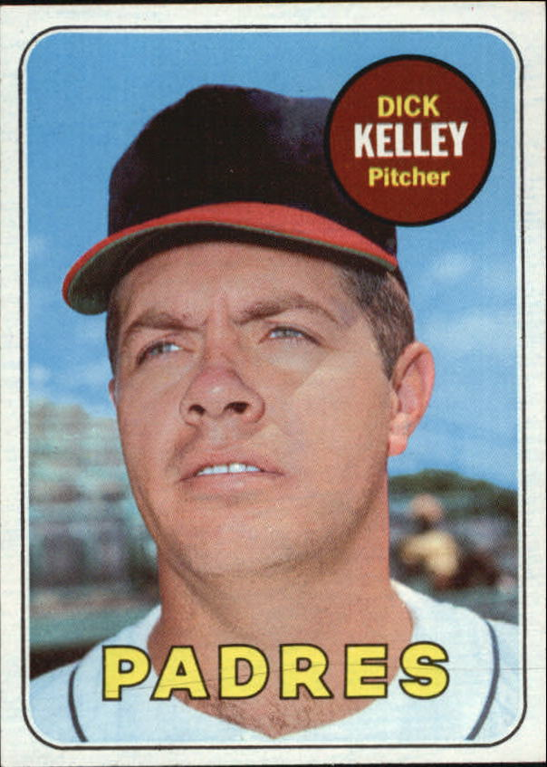 1969 Topps #359 Dick Kelley