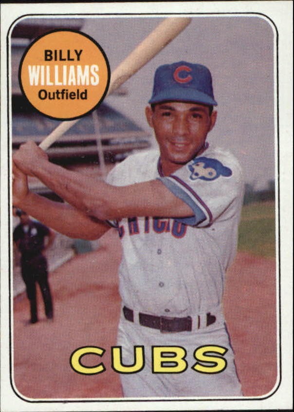 1969 Topps #450 Billy Williams