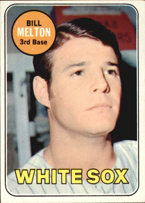 1969 Topps #481 Bill Melton RC