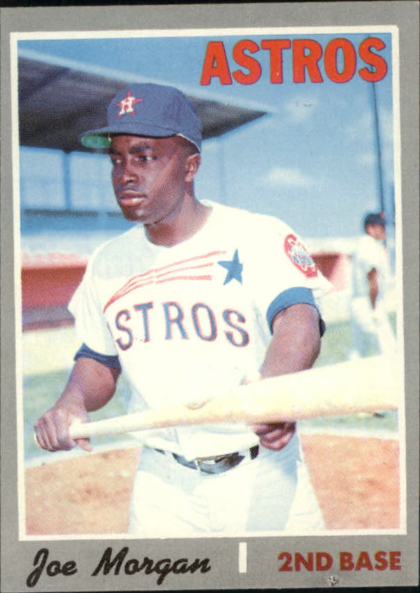1970 Topps #537 Joe Morgan