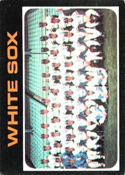 1971 Topps #289 Chicago White Sox TC