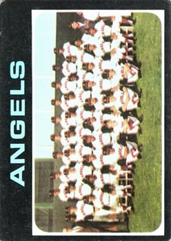 1971 Topps #442 California Angels TC