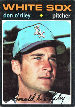 1971 Topps #679 Don O'Riley