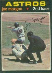 1971 O-Pee-Chee #264 Joe Morgan