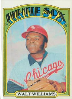 1972 Topps #15 Walt Williams