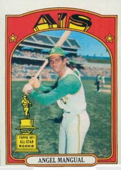 1972 Topps #62 Angel Mangual