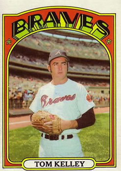1972 Topps #97 Tom Kelley