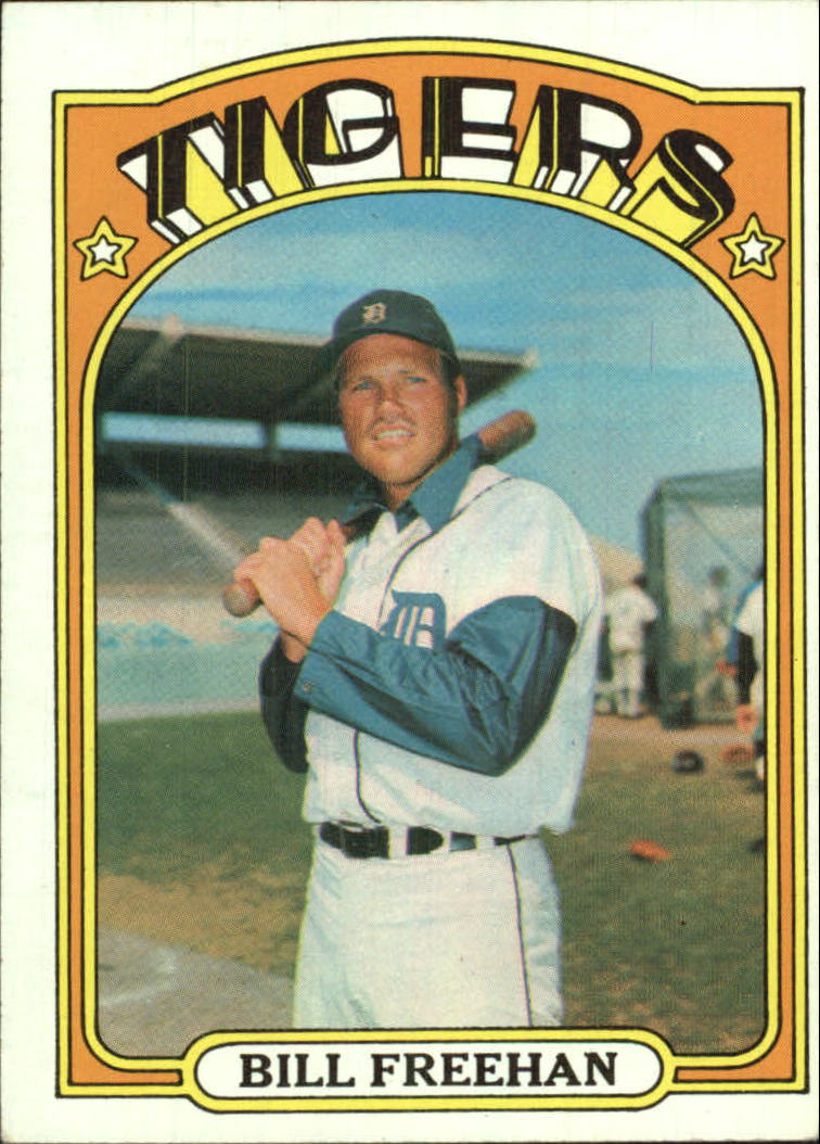 1972 Topps #120 Bill Freehan