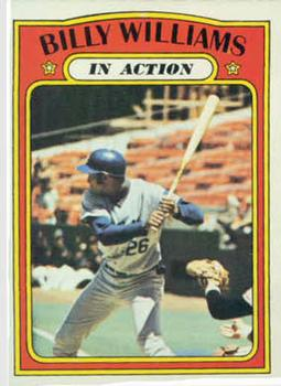 1972 Topps #440 Billy Williams IA