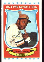 1973 Kellogg's #25 Willie Stargell