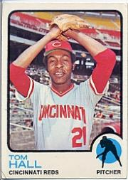 1973 Topps #8 Tom Hall