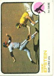 1973 Topps #38 Mike Epstein