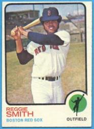 1973 Topps #40 Reggie Smith
