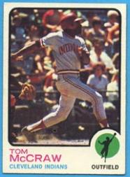 1973 Topps #86 Tom McCraw
