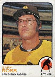 1973 Topps #112 Gary Ross