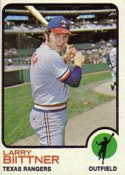 1973 Topps #249 Larry Biittner