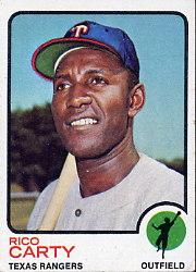 1973 Topps #435 Rico Carty