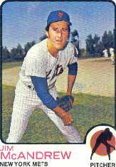 1973 Topps #436 Jim McAndrew