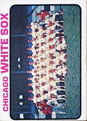 1973 Topps #481 Chicago White Sox TC