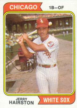1974 Topps #96 Jerry Hairston RC