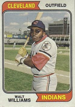 1974 Topps #418 Walt Williams