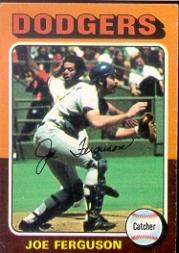 1975 Topps #115 Joe Ferguson