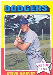 1975 Topps #140 Steve Garvey