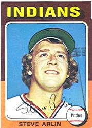 1975 Topps #159 Steve Arlin