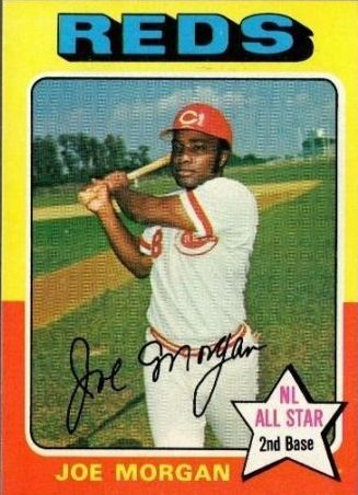 1975 Topps #180 Joe Morgan