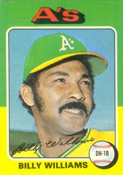 1975 Topps #545 Billy Williams