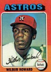 1975 Topps Mini #563 Wilbur Howard