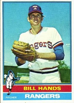 1976 Topps #509 Bill Hands