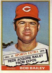 1976 Topps Traded #338T Bob Bailey