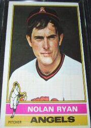 1976 O-Pee-Chee #330 Nolan Ryan