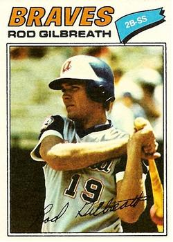 1977 Topps #126 Rod Gilbreath