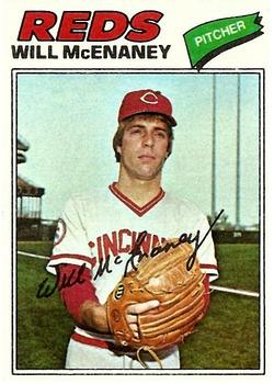 1977 Topps #160 Will McEnaney