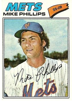 1977 Topps #352 Mike Phillips