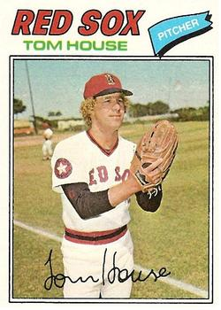 1977 Topps #358 Tom House