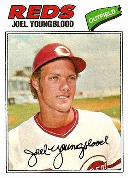 1977 Topps #548 Joel Youngblood RC