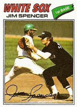 1977 Topps #648 Jim Spencer