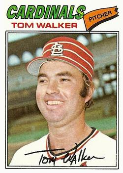 1977 Topps #652 Tom Walker