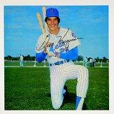1977 Mets Dairylea Photo Album #9 Dave Kingman