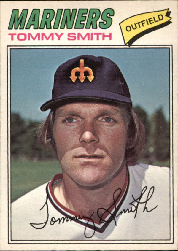 1977 O-Pee-Chee #92 Tommy Smith