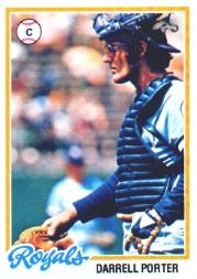 1978 Topps #19 Darrell Porter
