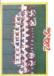 1978 Topps #66 Chicago White Sox CL